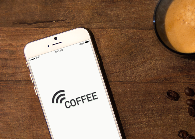 WiFi and Coffee